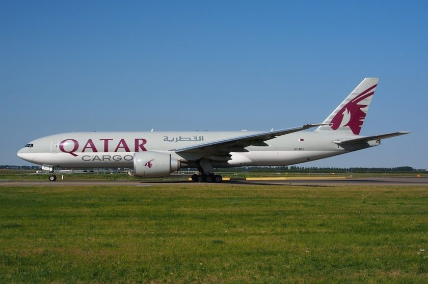 Qatar Airways (illustration)