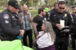 Volunteers getting arrested for feeding the homeless